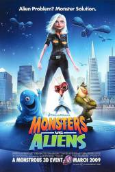 Monsters vs Aliens picture