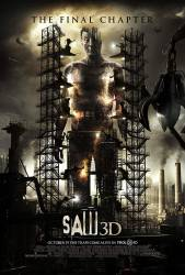 Saw 3D picture