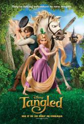 Tangled picture