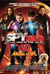 Spy Kids: All the Time in the World picture