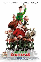 Arthur Christmas picture
