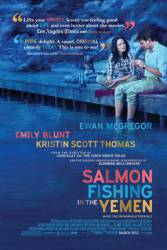 Salmon Fishing in the Yemen picture