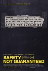 Safety Not Guaranteed picture