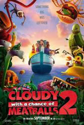 Cloudy with a Chance of Meatballs 2 picture