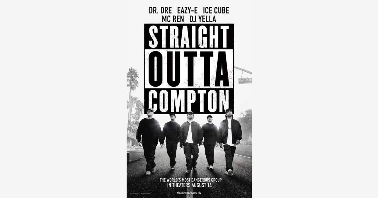 Straight Outta Compton (2015) movie mistakes, goofs and bloopers
