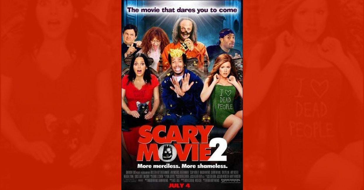 bomba Hacer bien voltaje  Scary Movie 2 (2001) questions