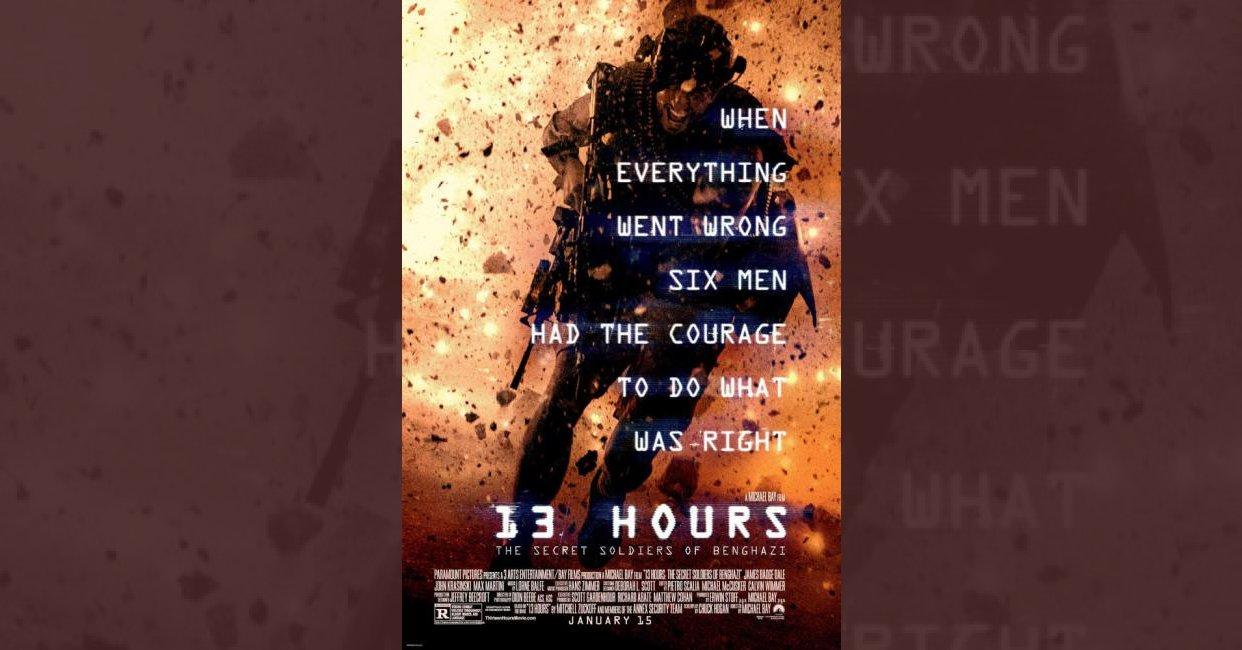 13 Hours: The Secret Soldiers of Benghazi (2016) factual errors
