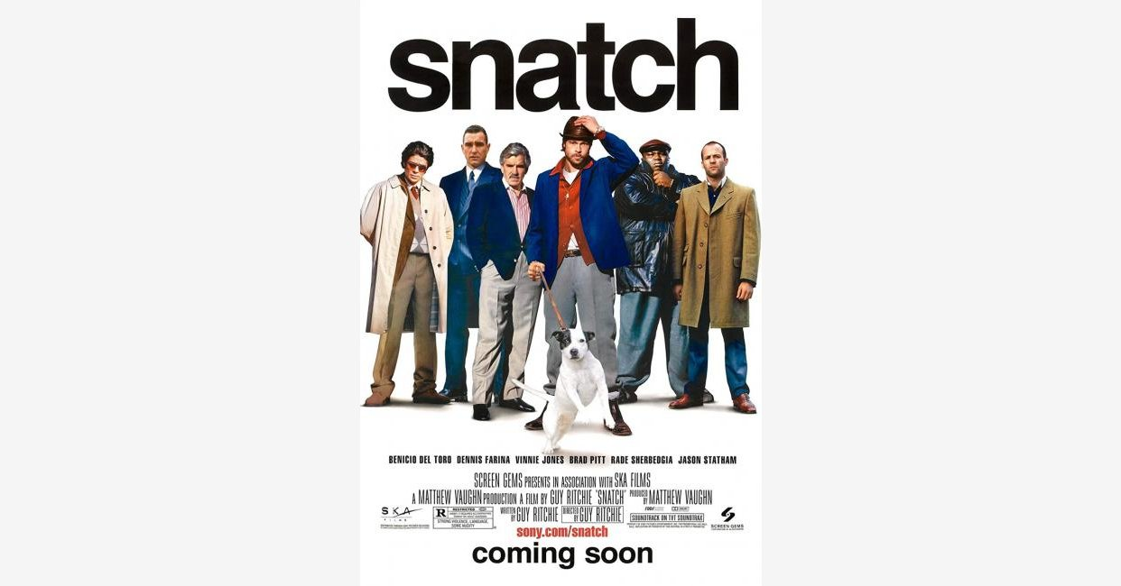 Snatch (2000) corrections