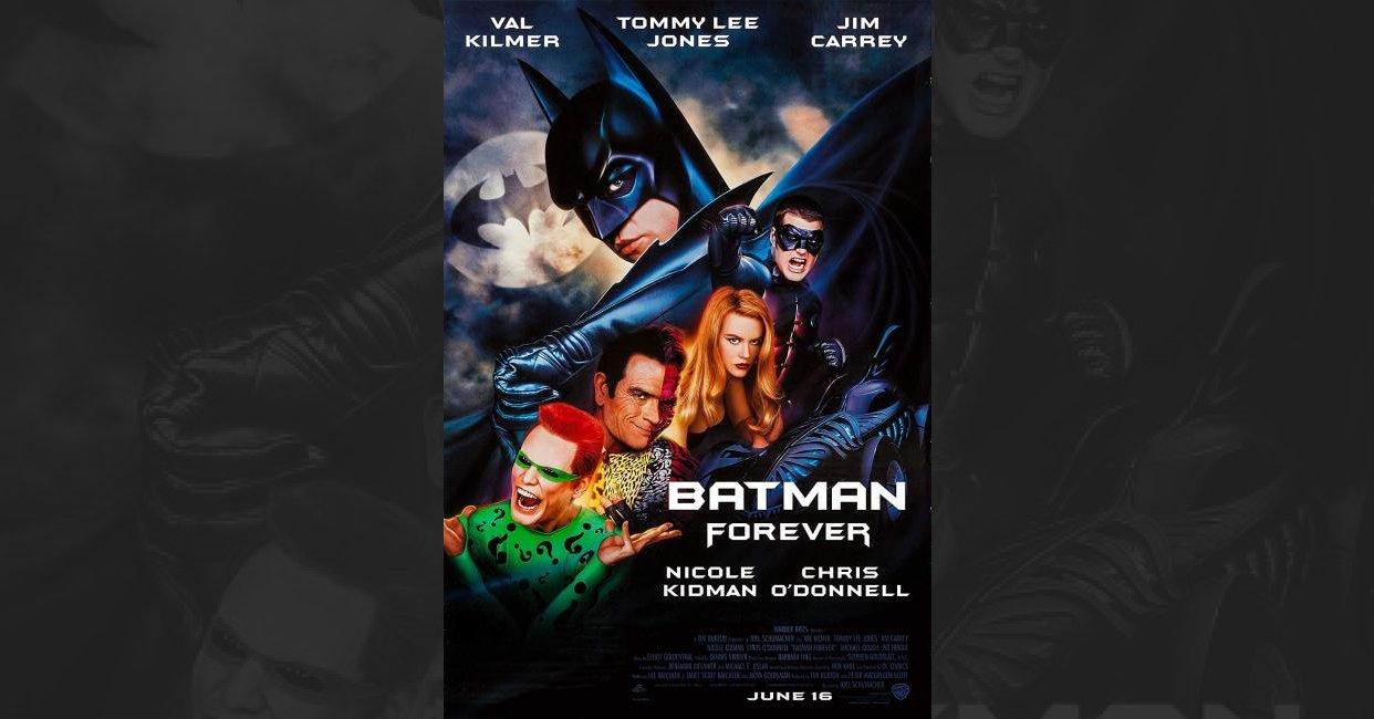 Batman Forever 1995 Quotes