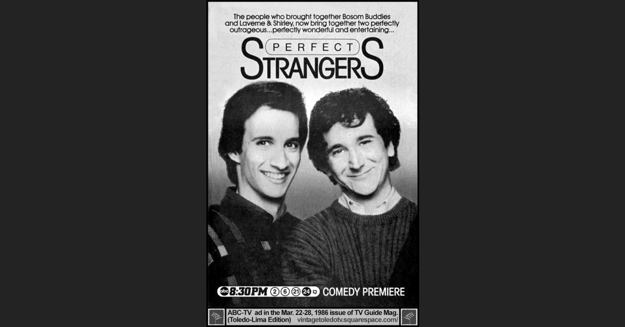 Perfect Strangers 1986 Mistakes Quotes Trivia Questions And More