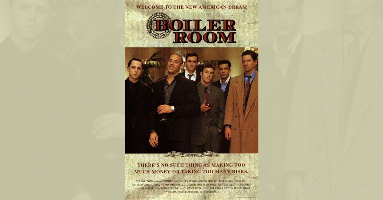 Boiler Room Bloopers