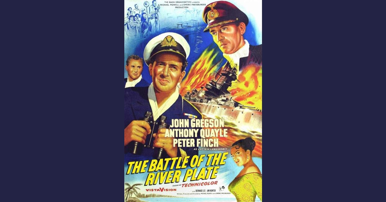 The Battle Of The River Plate 1956 Movie Mistakes Goofs And