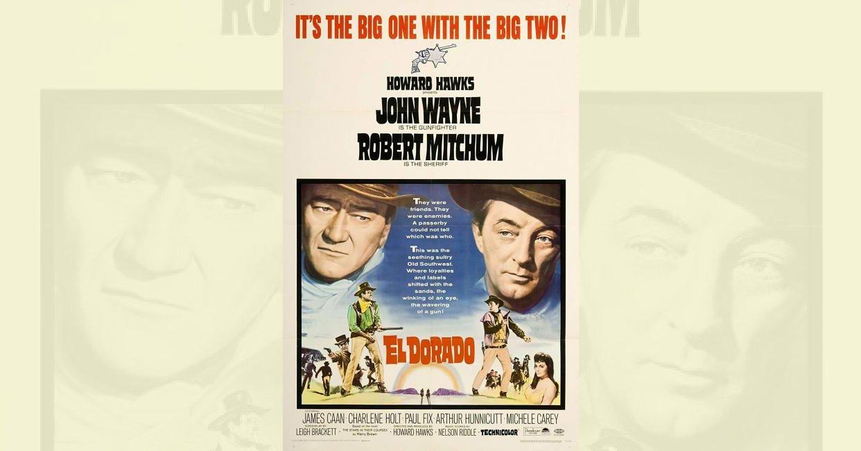El Dorado (1966) movie mistakes, goofs and bloopers
