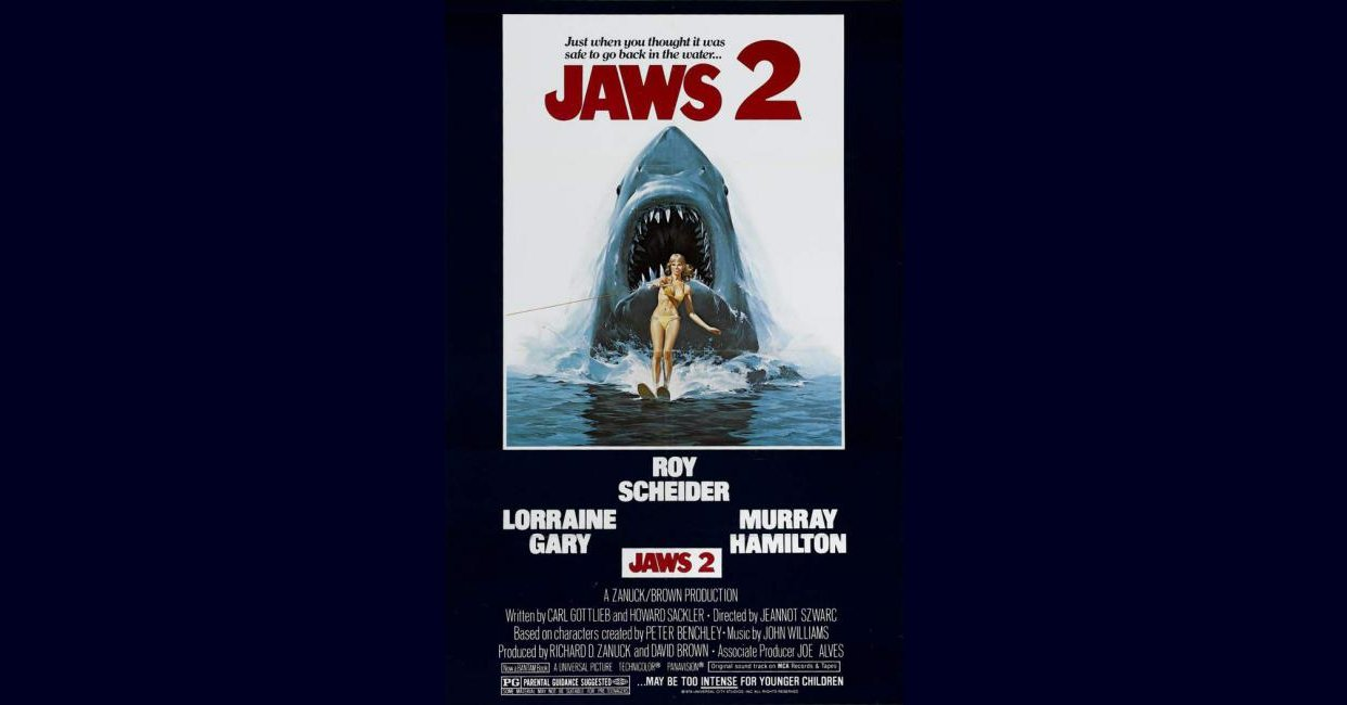Jaws 2 1978 Mistakes Quotes Trivia Questions And More