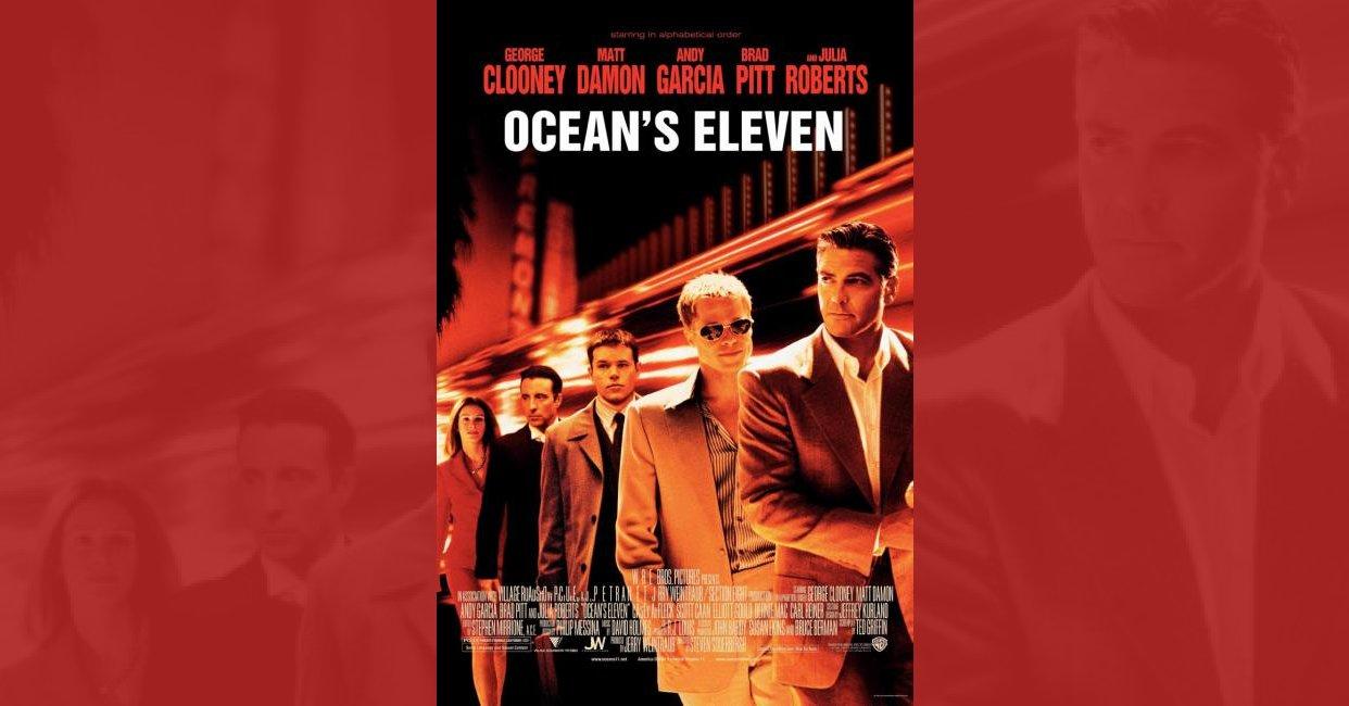 Oceans Eleven 2001 Corrections