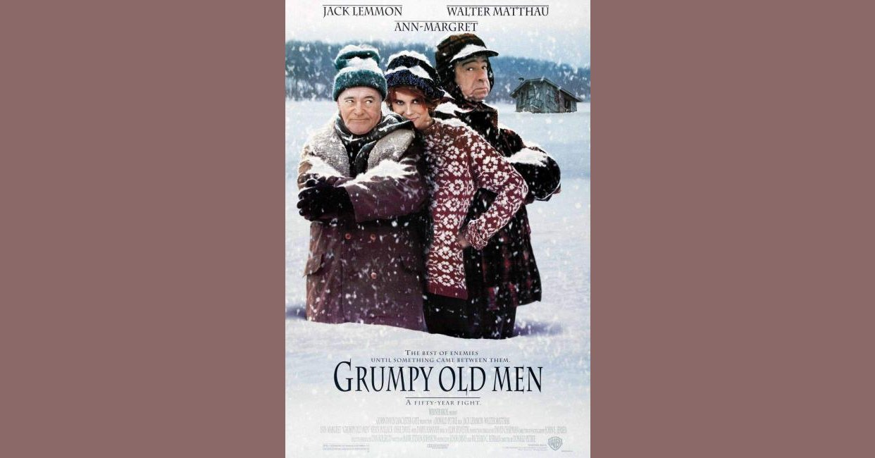 Grumpy Old Men Outtakes Quotes: Grumpy Old Men (1993) Movie Mistakes, Goofs And Bloopers