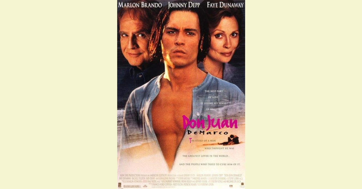 Don Juan DeMarco (1994) questions and answers