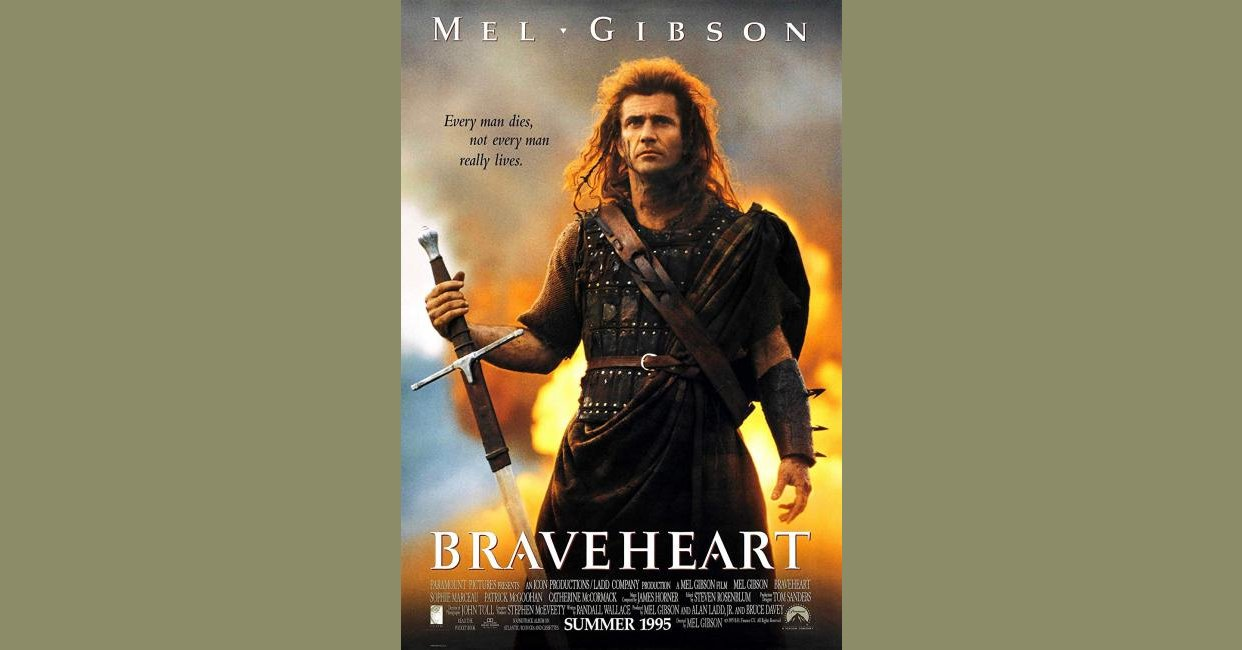 Braveheart 1995 Movie Mistakes Goofs And Bloopers