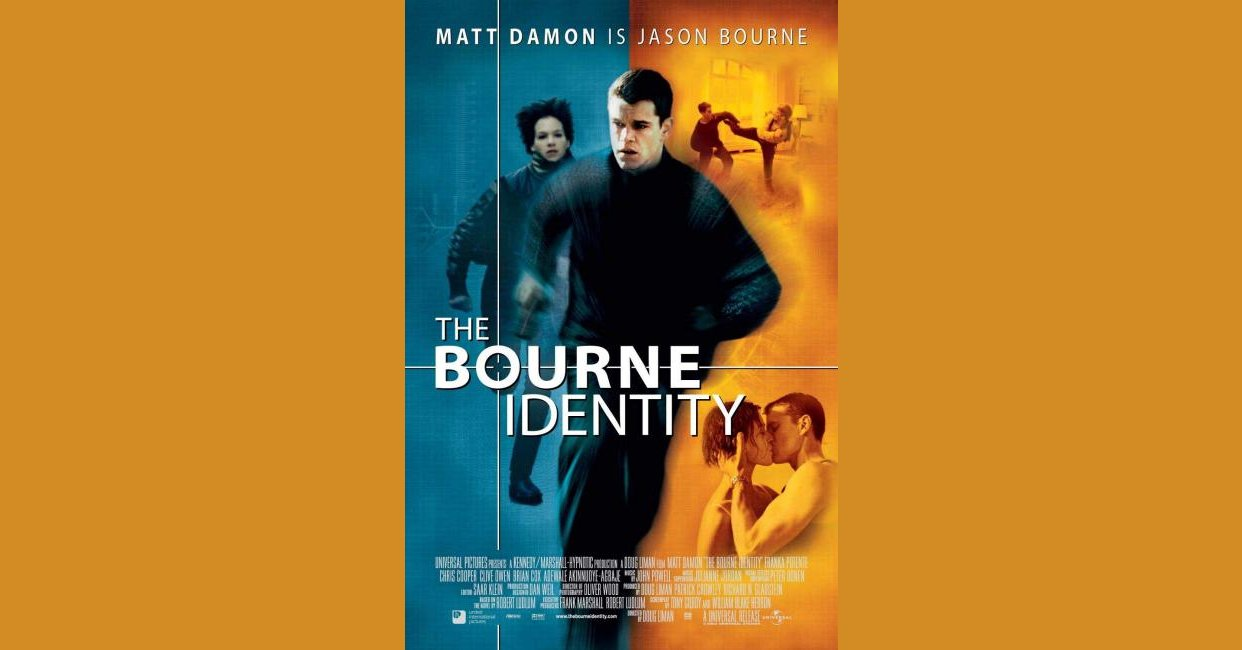 The Bourne Identity 2002 Mistakes