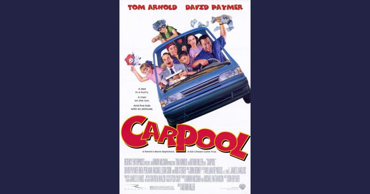 Carpool 1996 Movie Mistakes Goofs And Bloopers