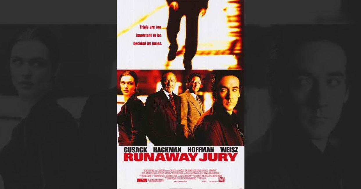 Runaway Jury (2003) ending / spoiler