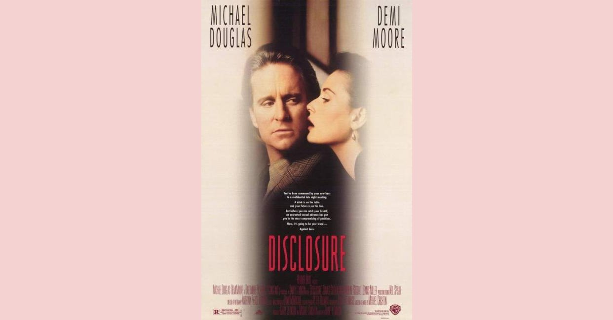Disclosure (1994) questions and answers