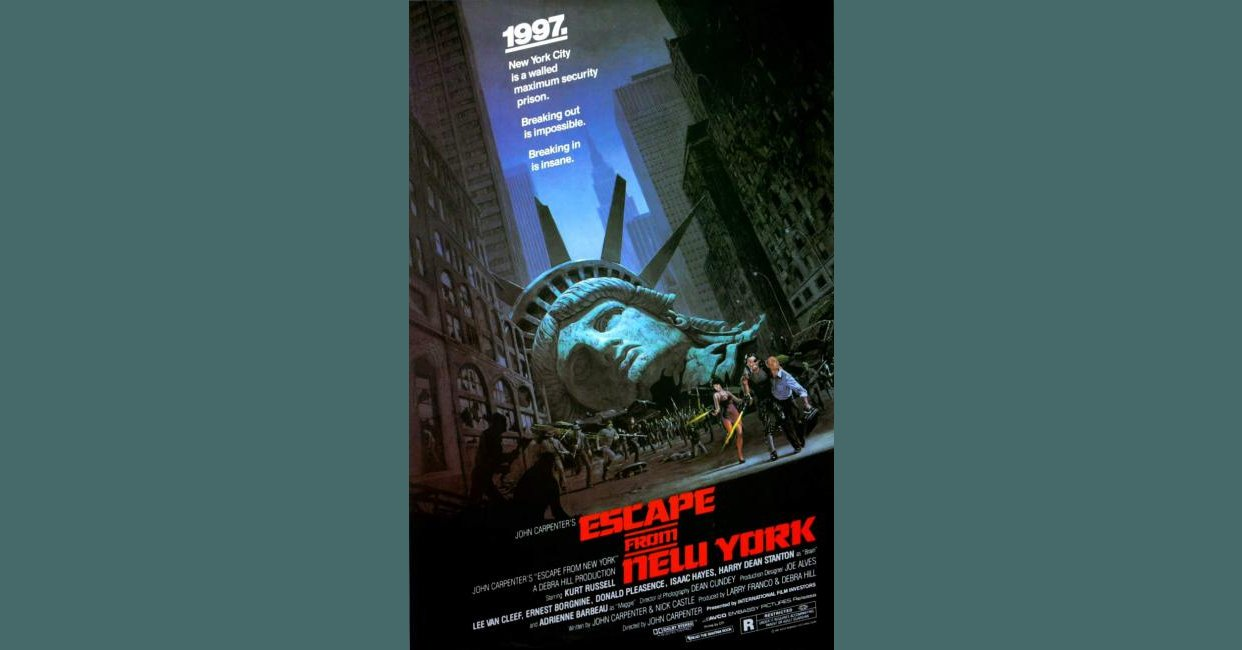 Escape From New York (1981) movie mistakes, goofs and bloopers