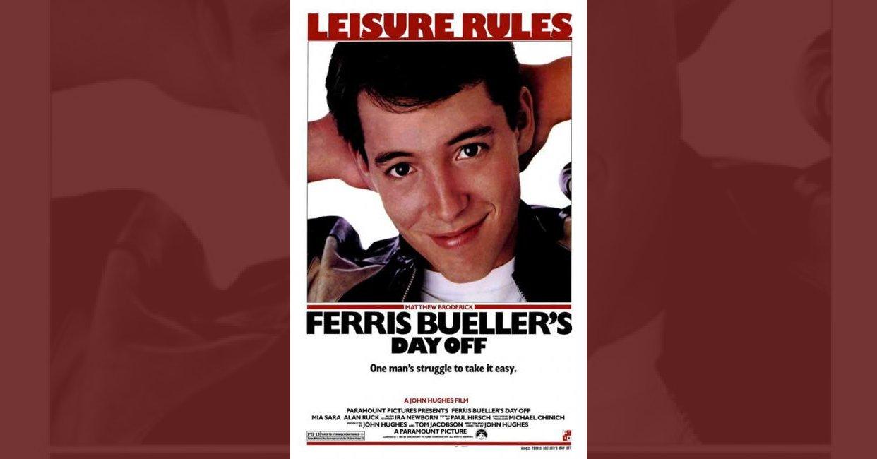 866d6e1d3 Ferris Bueller's Day Off (1986) quotes