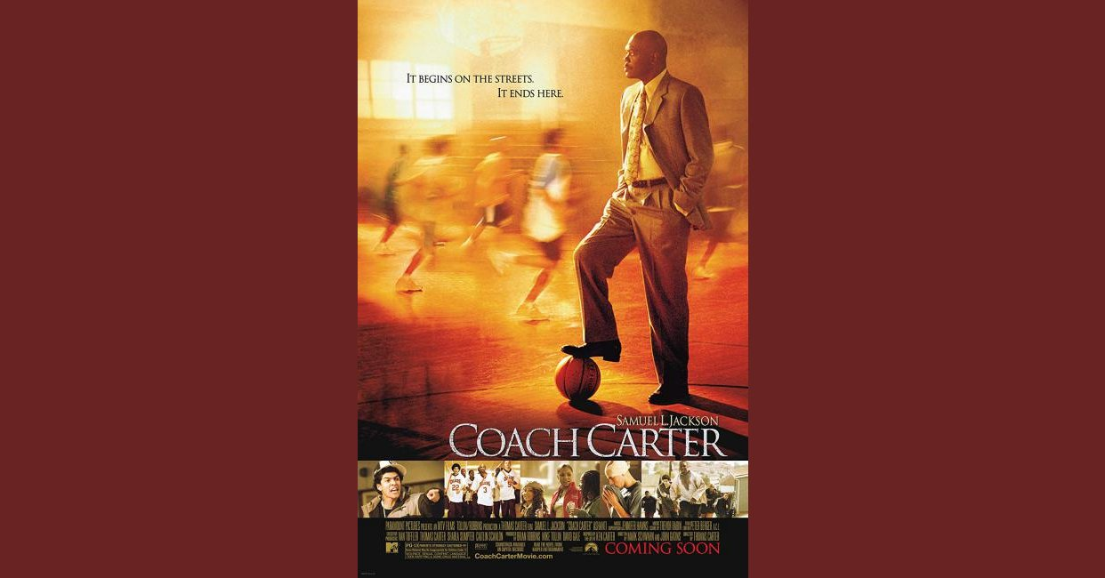 coach carter movie summary