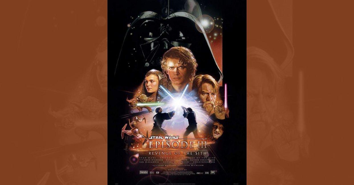 Star Wars Episode Iii Revenge Of The Sith 2005 Ending Spoiler