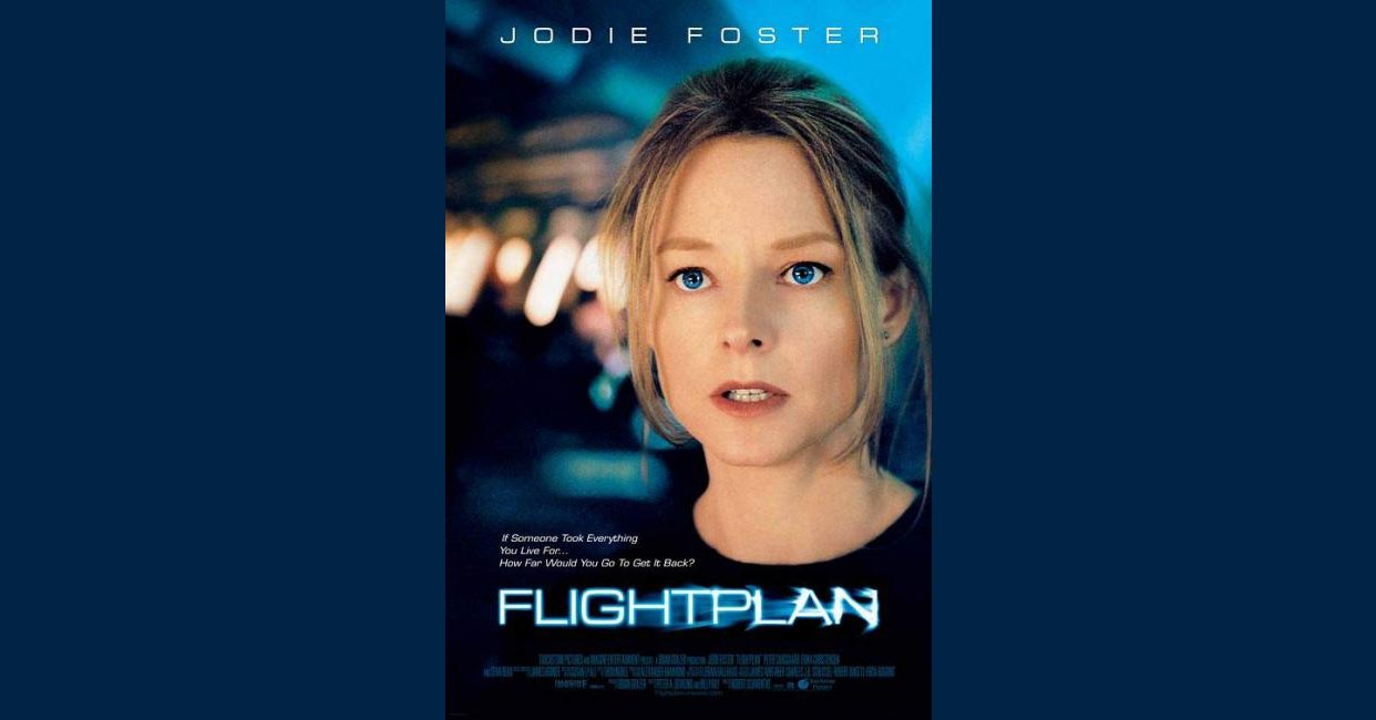 Flightplan 2005 Ending Spoiler