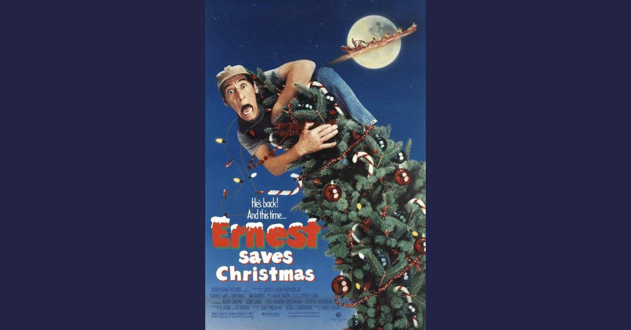 Ernest Saves Christmas Noelle Parker.Ernest Saves Christmas 1988 Movie Mistakes Goofs And Bloopers