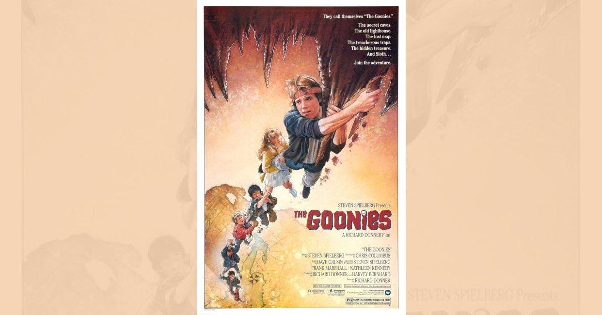 The Goonies (1985) trivia 1d1a7a800