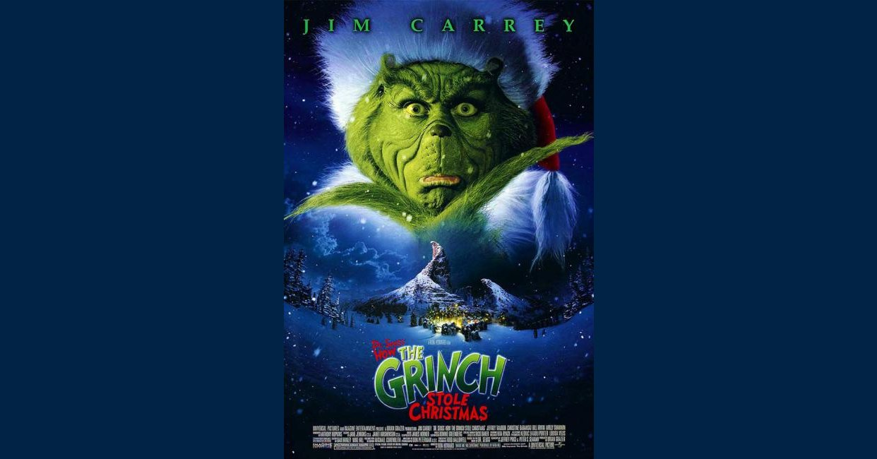 How The Grinch Stole Christmas 2000 Quotes