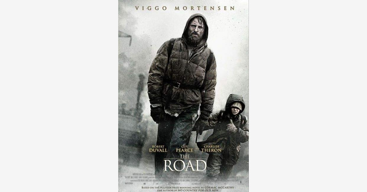 The Road (2009) movie mistakes, goofs and bloopers
