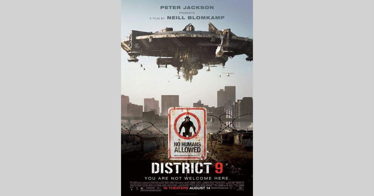 District 9 (2009) questions and answers