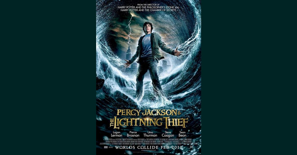 Percy Jackson The Olympians The Lightning Thief 2010 Mistakes Quotes Trivia Questions And More