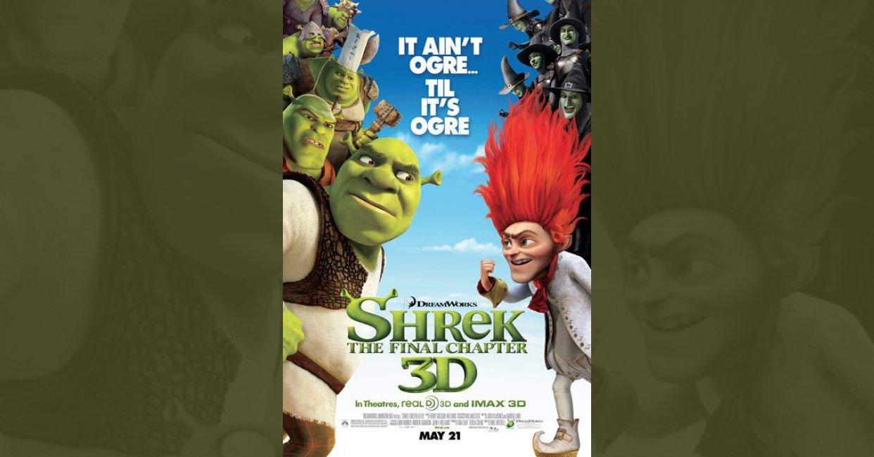 Shrek Forever After 2010 Questions