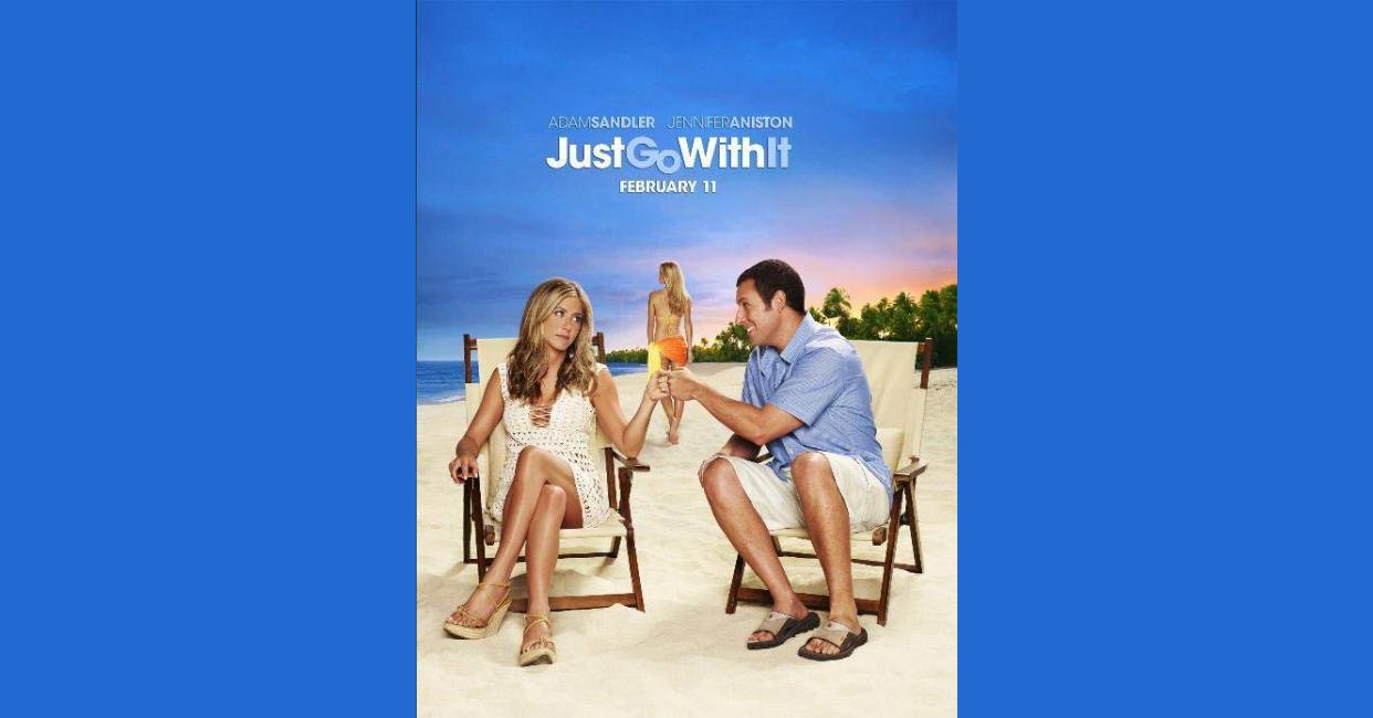 Just Go With It 2011 Movie Mistakes Goofs And Bloopers