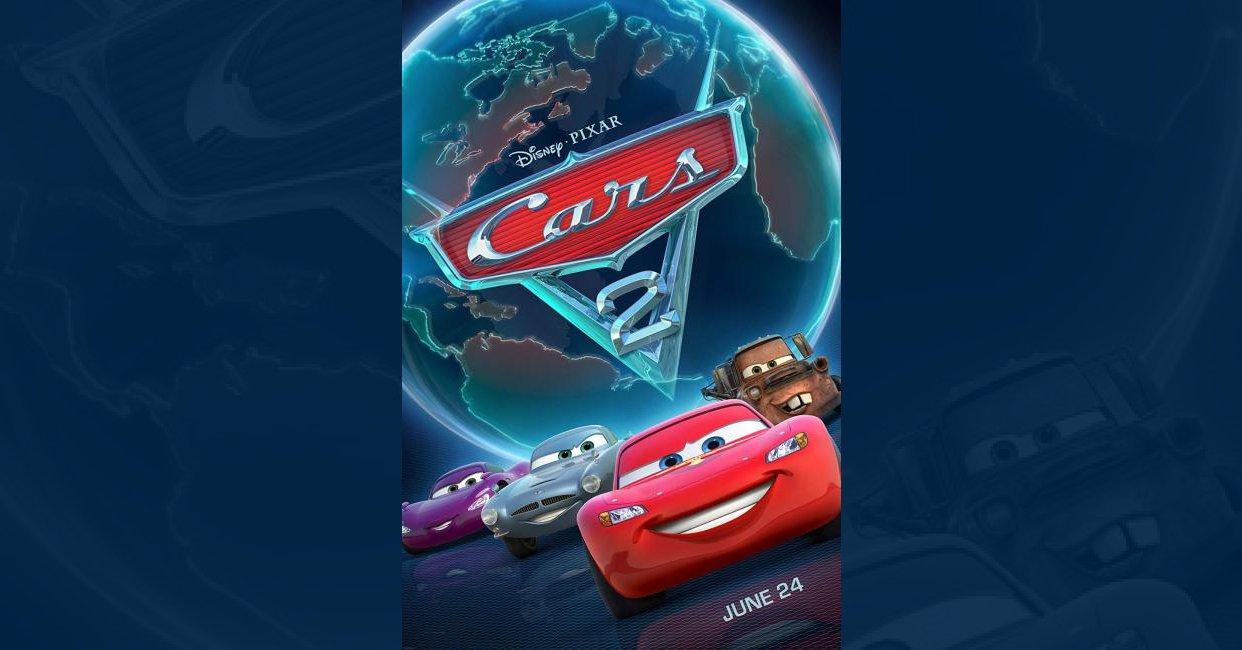 Cars 2 2011 Mistakes