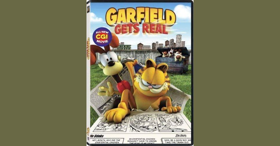 Garfield Gets Real 2007 Mistakes
