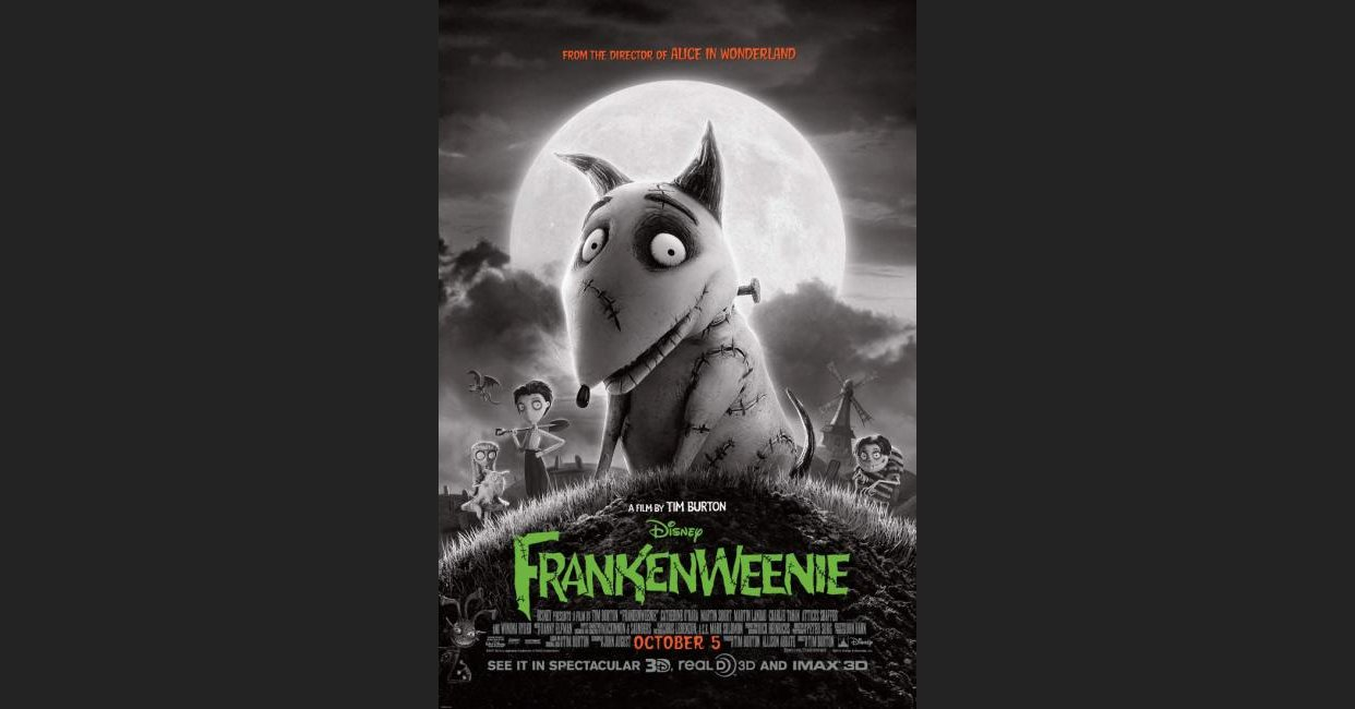 Frankenweenie 2012 Mistakes Quotes Trivia Questions And More