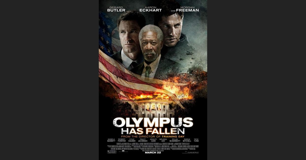 Olympus Has Fallen 2013 Mistakes Quotes Trivia Questions And More