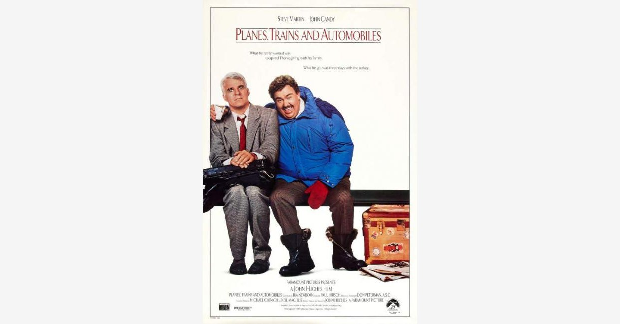 Planes Trains Automobiles 1987 Corrections